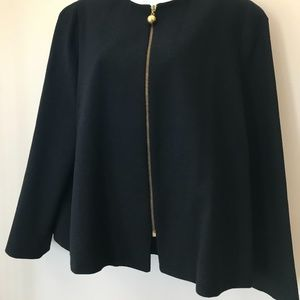 AK Wool Jacket, Sz12.                        74BOW